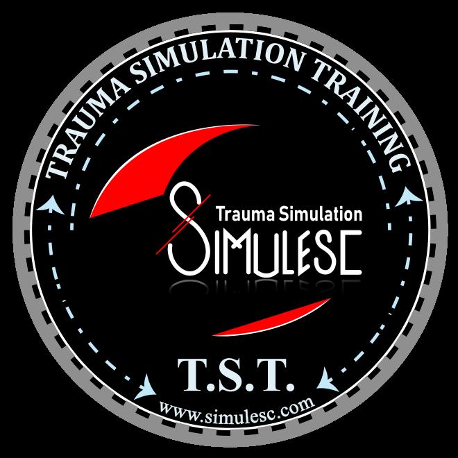 parche logo Simulesc TST